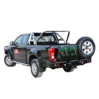 D-max Rear Carrier Bar