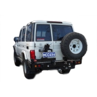 Rear Carrier Bar Suitable For Toyota Landcruiser 70 Series