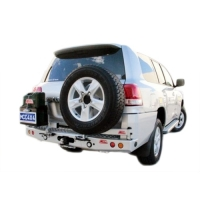 Rear Carrier Bar Suitable For Toyota Landcruiser 200 Series