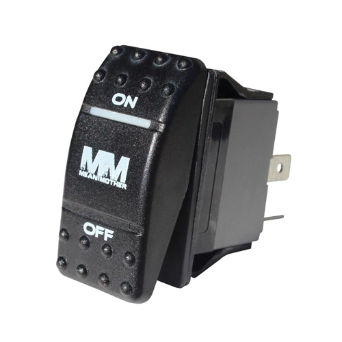 On/Off Illuminated Rocker Switch
