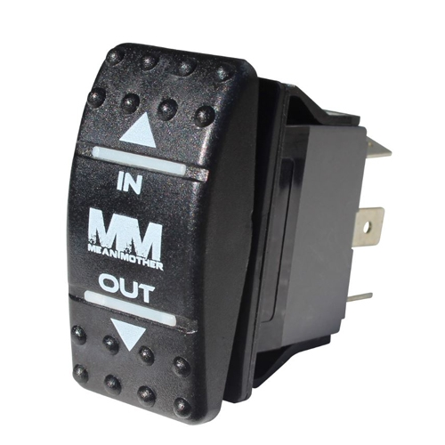 On/Off/On Momentary Rocker Switch