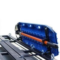 Maxtrax & Shovel Mounting Kit for Rhino Pioneer Roof Racks
