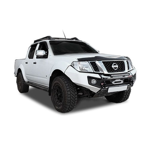 Navara D40 Thai Built Evolution Bumper