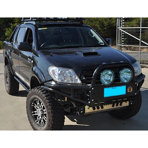 Xrox Rock Sliders Suitable For Toyota Hilux