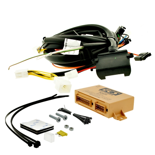 milford towbar wiring harness suits 2007 on nissan x trail suv Exhaust Brake Wiring Diagram