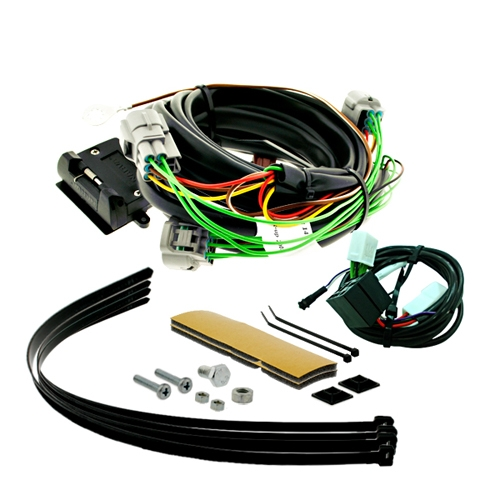 Magnificent Tow Bar Wiring Harness Suitable For Toyota Hilux Wiring Digital Resources Bemuashebarightsorg