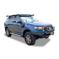 Rhino 3D Evolution Bumper Suitable for Ford Everest 2015-2018+