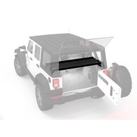 Interior Cargo Storage Rack Suitable for Jeep JKU Wrangler 4 Door
