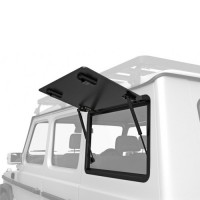 Gullwing Window - Aluminium Suitable for Mercedes Gelandewagen