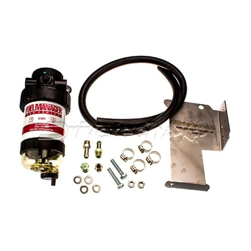 Pre Filter Kit Suitable for Nissan Navara D40 Manual 2.5L