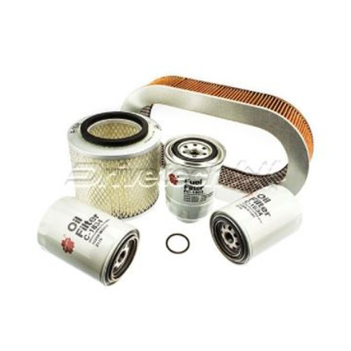 Filter Service Kit Suitable for Ford Maverick