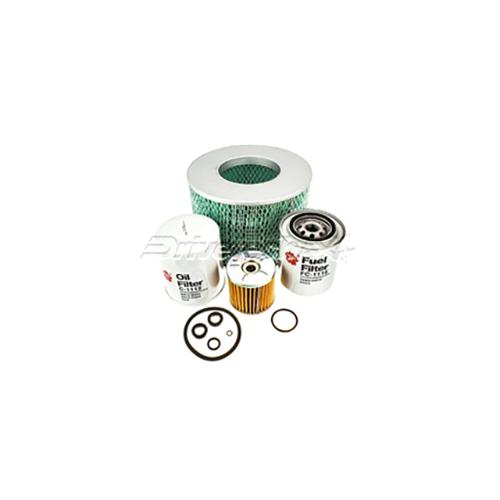 Filter Service Kit Suitable for Toyota Landcruiser 79 series 99-07 / 80  series 90-99 4 2L Diesel & Turbo Diesel