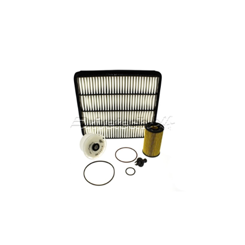 Filter Service Kit Suitable for Toyota Landcruiser 200 series 4.5L Turbo Diesel 07-16