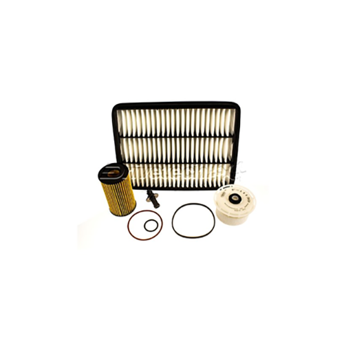 Filter Service Kit Suitable for Toyota Landcruiser 76/ 78/ 79 Series 4.5L Turbo Diesel 07-16