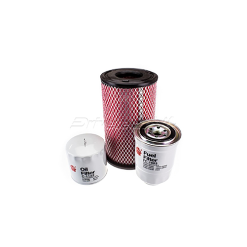 Filter Service Kit Suitable for Nissan Navara D22 2.5L Turbo Diesel 11-12