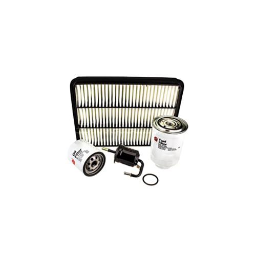 Filter Service Kit Suitable for Toyota Landcruiser Prado 150 Series / 120  Series OEM dual tank 3 0L Turbo Diesel 06-16