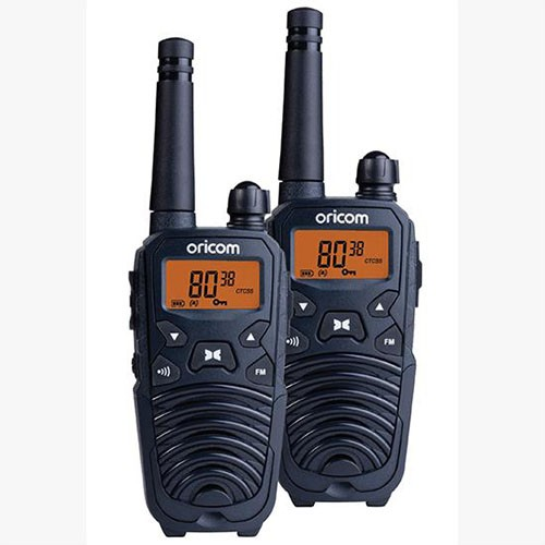 2watt Hand Held Radio UHFAP2190 Adventure Pack