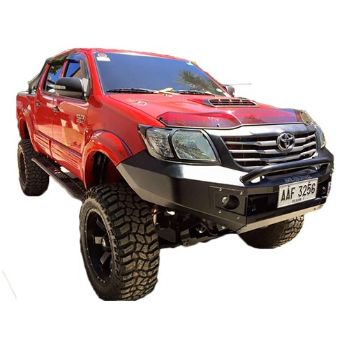 Extreme Series Bull Bar Suitable For Toyota Hilux 2005-2011