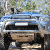 Front, Diff/Sump and Transmission Suitable for Mitsubishi Triton ML to MN