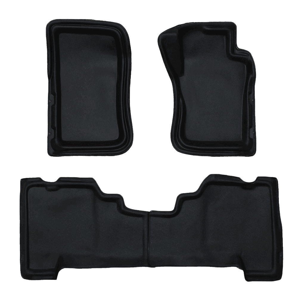 Sandgrabba Floor Mats Suitable for Nissan Pathfinder R51 07/2005-2013