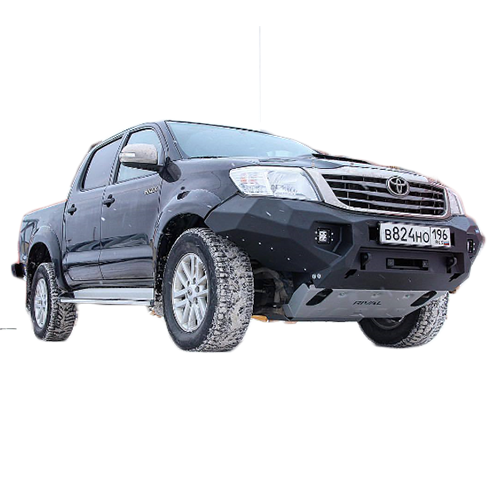 Rival Bumper Suitable for Toyota Hilux KUN26 By Drivetech4x4