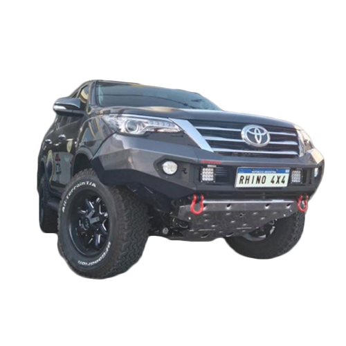 3D Evolution Bumper Suitable for Toyota Fortuner 2016+