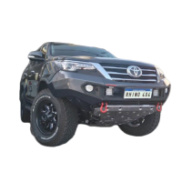 Rhino 3D Evolution Bumper Suitable for Toyota Fortuner 2016+