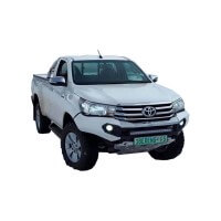 Rhino 3D Evolution Bumper Suitable For Toyota Hilux 2015 - 2018
