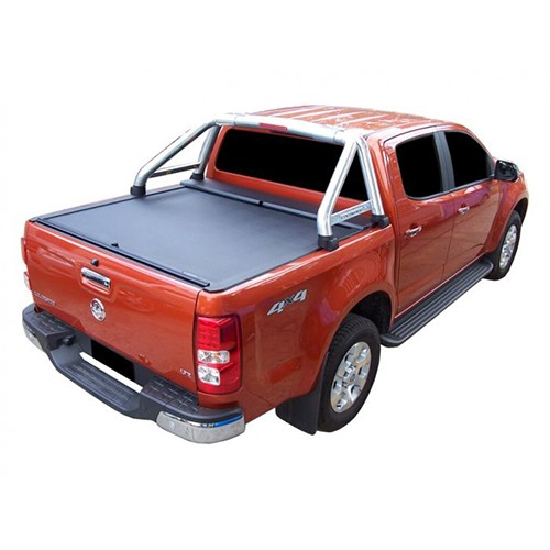 Roll-N-Lock M-Series Retractable Ute Bed Cover Suitable For Holden Colorado 2012+