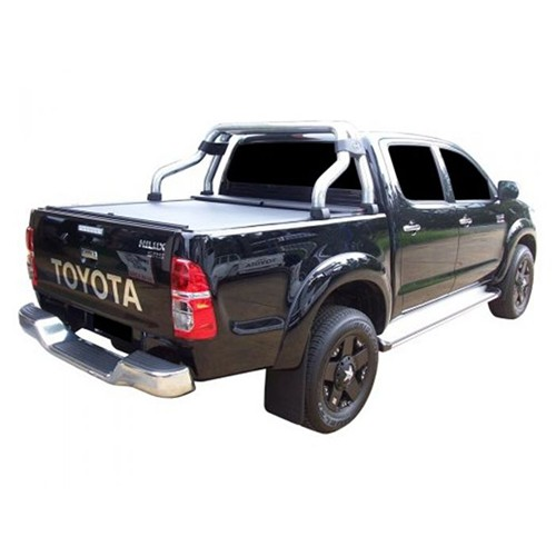 Roll-N-Lock M-Series Retractable Ute Bed Cover Suitable For Toyota Hilux (A-Deck) 2016+
