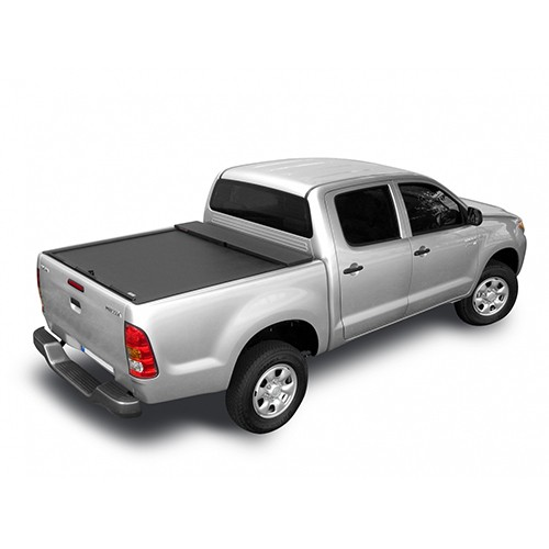 Roll-N-Lock M-Series Retractable Ute Bed Cover Suitable for Mitsubishi Triton 2016+
