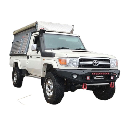 3D Evolution Bumper Suitable For Toyota Landcruiser 79 Series