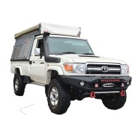 Rhino 3D Evolution Bumper Suitable For Toyota Landcruiser 79 Series