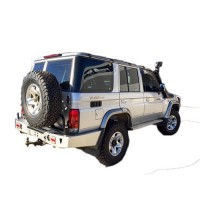 Rear Tyre Carrier Suitable for Toyota 76 series Landcruiser