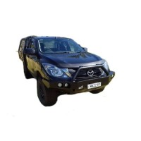 Uneek Bull Bar Suitable for Mazda BT-50 2011 -2017