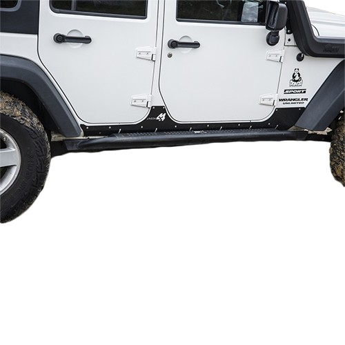 Sill Armour Suitable for Jeep JK Wrangler 2007-2019