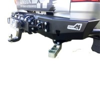 Rear Bar Suitable for Toyota Hilux Revo 2015+