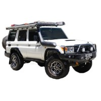 Rock Sliders Suitable For Toyota Landcruiser 76 Series