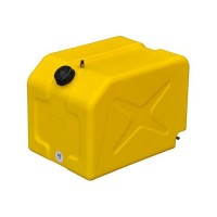 Poly Diesel Double Jerry Cube 40Lt Tank