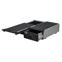 Double Roller Drawer 900mm LH Cargo Slide