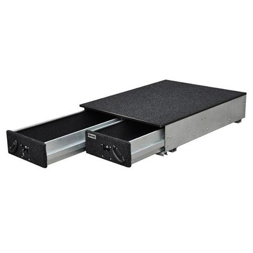 Ute Double Roller Drawer W Slide
