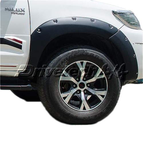 6inch Offroad Design Flare Kit Bolt-On Look Suitable for Toyota Hilux Vigo / Hilux N70 2012-15