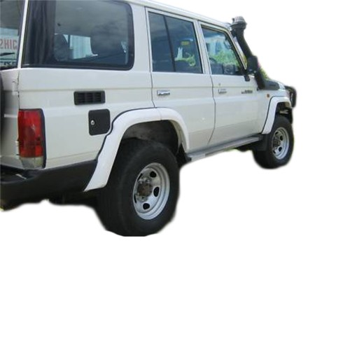 Factory Style Flares Suitable for Toyota Landcruiser 75 / 78 Troopcarrier