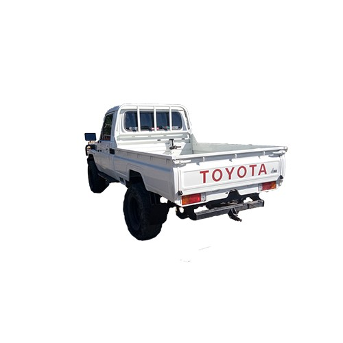 Factory Style Flares Suitable for Toyota Landcruiser 75 / 79 Series Styleside Ute Pre VDJ
