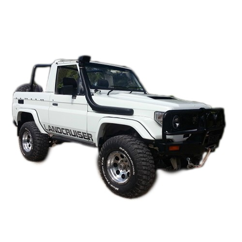 Factory Style Flares Suitable for Toyota Landcruiser 73 Series