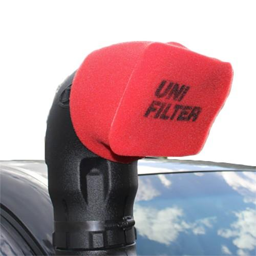 Snorkel Ram Head Cover Ford F Series