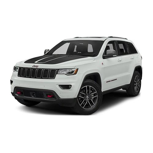 Grand Cherokee WK2 2011-Current Slimline II Roof Rack