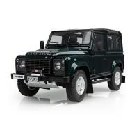 1/2 Slimline II Roof Rack Suitable for Land Rover Defender
