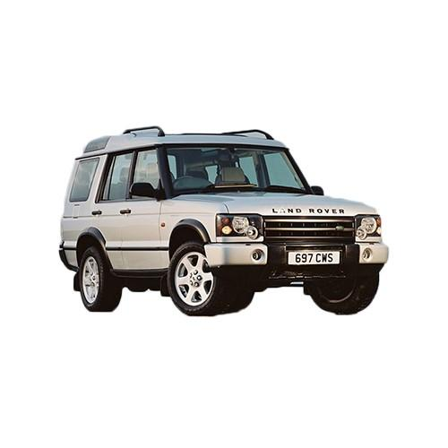 1/2 Slimline II Roof Rack Suitable for Land Rover Discovery 2