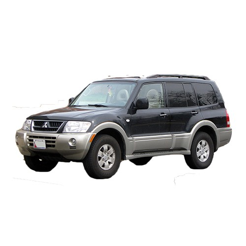 Pajero LWB 91-99 2nd Gen Slimline II Roof Rack - Tall